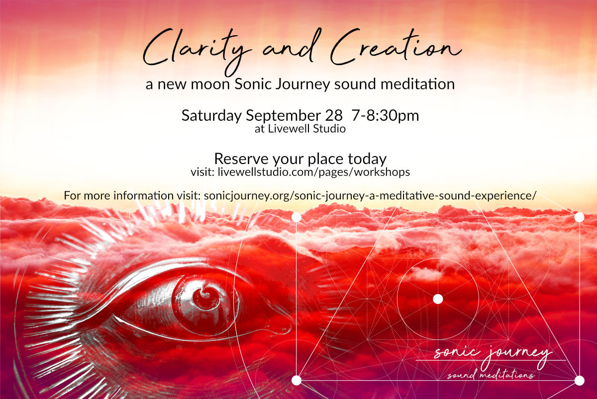 Clarity and Creation - SONIC JOURNEY 1200 BICUBIC