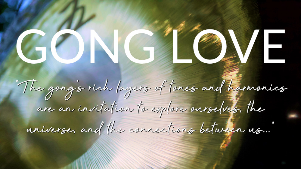 Gong Love! Event Image