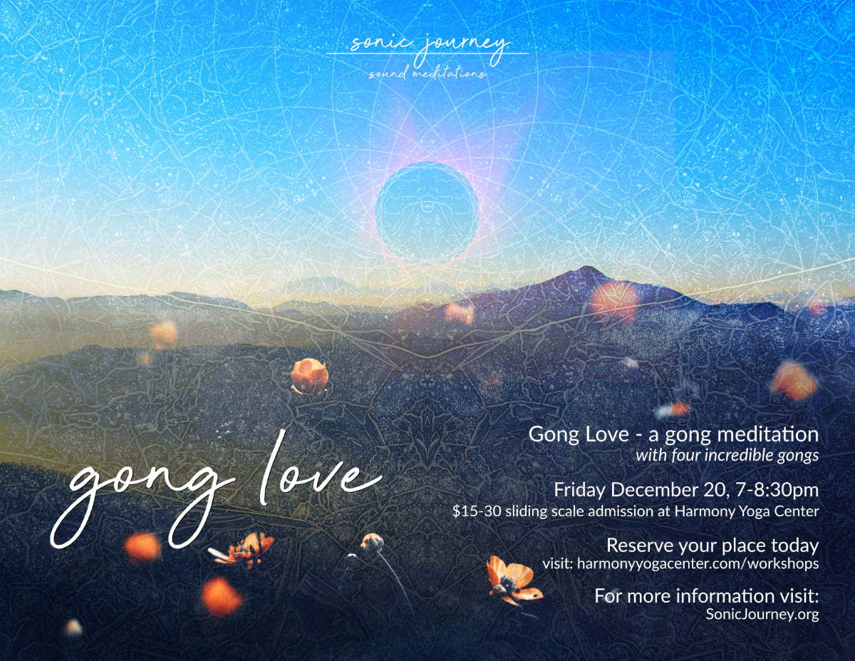 Gong Love Harmony Yoga Center 12_20